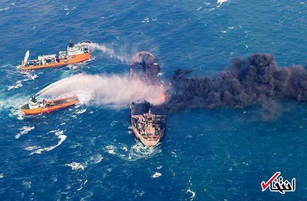 معاون سازمان بنادر: خبر فوت 32 خدمه کشتی سانچی را از منابع چینی شنیدهایم / منتظر اعلام مقامات ایرانی هستیم