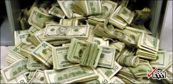 دلار دولتی ۳۶۴۶ تومان است