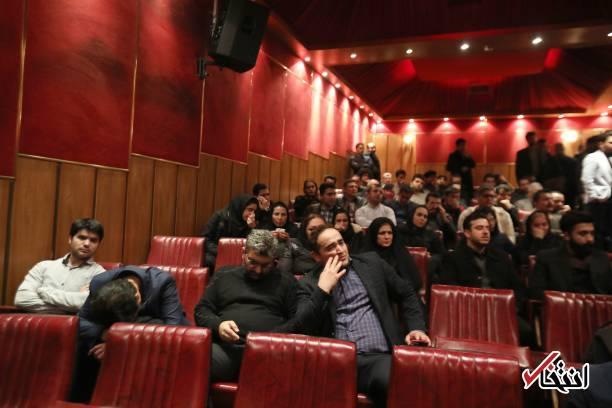تصاویر : خانواده های داغدار سرنشینان کشتی سانچی در شرکت ملی نفتکش ایران