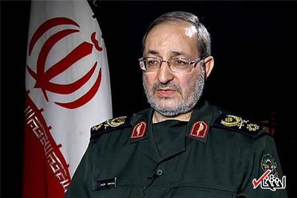سخنگوی ارشد نیروهای مسلح: اگر دربرابر فشار غرب کوتاه می آمدیم، ده ها بار ایران را بلعیده بودند