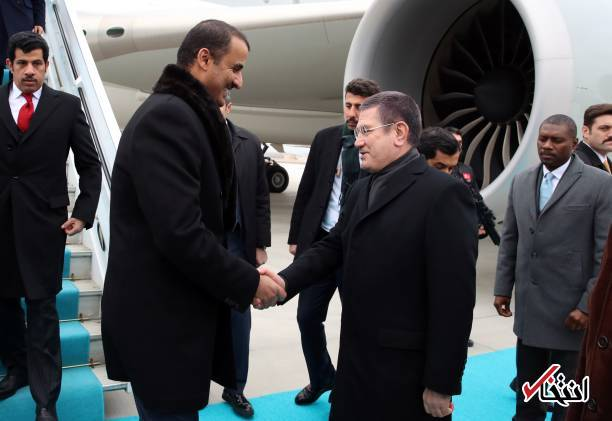 اخبار سینمای ایران     دیدار صمیمی اردوغان با امیر قطر عکس