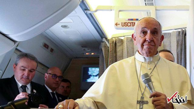 پاپ: نگرانم؛ در لبه وقوع یک جنگ هسته ای قرار داریم