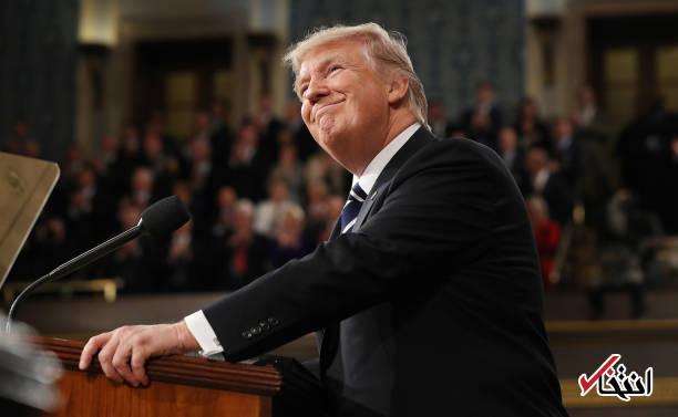 تصاویر: اولین سال ریاستجمهوری ترامپ؛ نامحبوبترین رئیسجمهور (بخش اول)