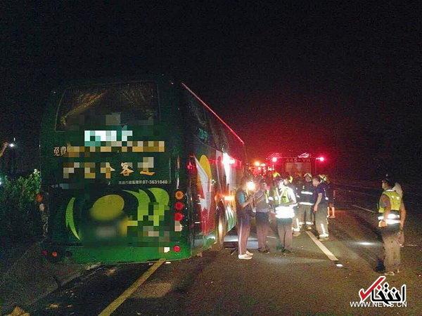 سانحه رانندگی در چین ۵۳ کشته و زخمی برجا گذاشت