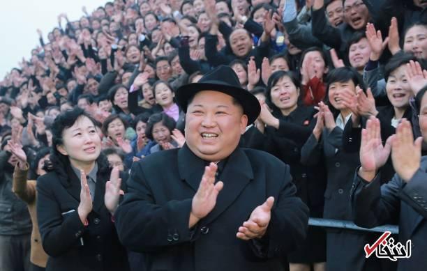 عکس/ حضور رهبر کره شمالی در دانشگاه ویژه زنان
