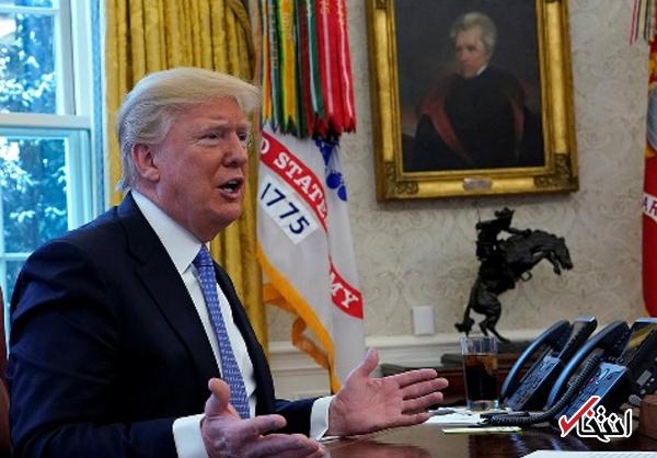 ترامپ اظهارات نتانیاهو را رد کرد: سفارت آمریکا تا یک سال دیگر به قدس منتقل نمیشود