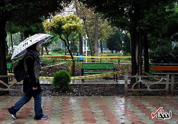 پیش بینی بارش برف و وزش باد شدید در تهران