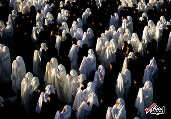 نماز باران در قم اقامه شد
