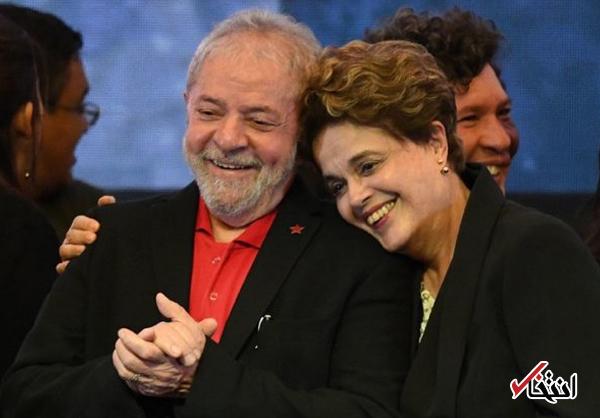 روسف: اگر لولاداسیلوا از نامزدی در انتخابات منع شود برزیل در آشوب غرق می شود