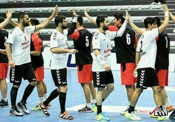 پیروزی قاطع هندبال ایران مقابل ژاپن / دومین گام در راه قهرمانی آسیا