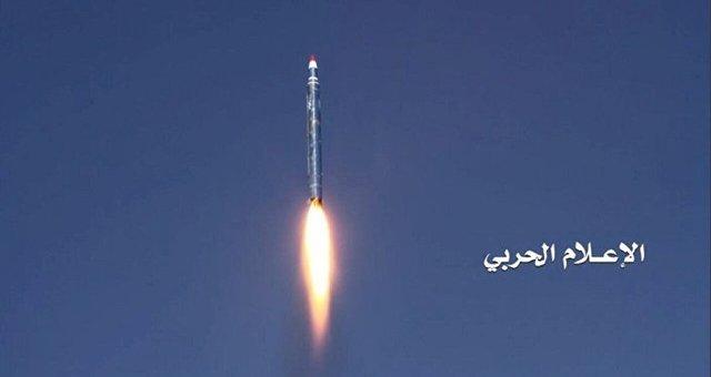 شلیک موشک بالستیک انصارالله به نجران عربستان