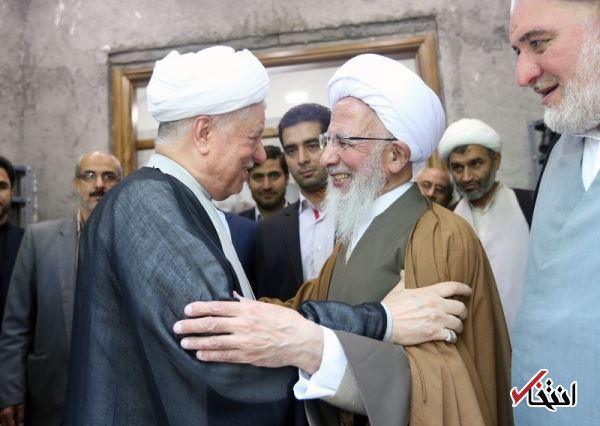 هاشمی رفسنجانی جوادی آملی