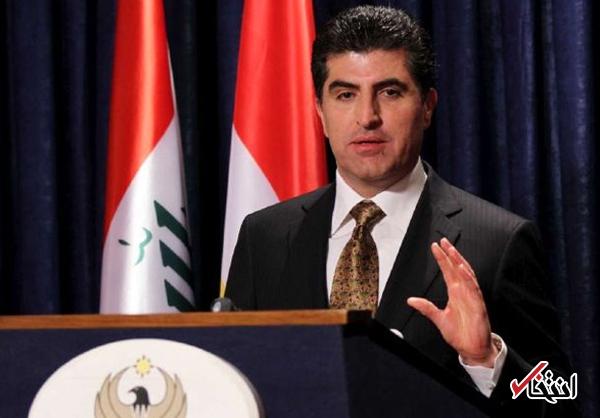 بارزانی: آماده مذاکره با بغداد درباره موضوع فرودگاهها هستیم