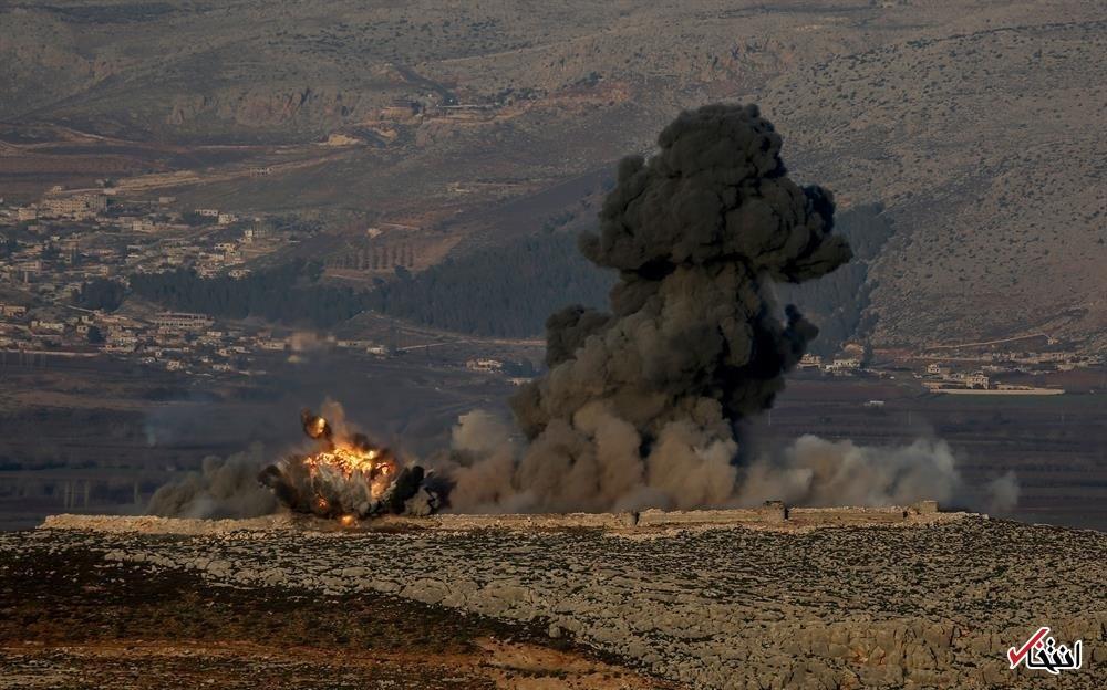آخرین تحولات عفرین؛ ادامه عملیات شاخه زیتون ترکیه/ دمشق: اطلاعی از حمله نداشتیم/ تماس تلفنی تیلرسون با لاوروف