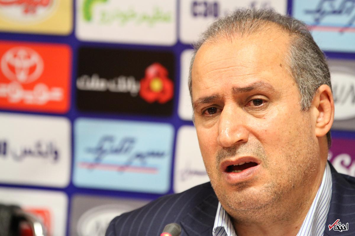 تاج: گرفتن میزبانی از ایران برابر عربستان سیاسی است / از AFC و فیفا خواسته ایم مشکل را حل کنند