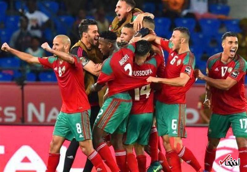 مراکش، رقیب ایران در جام جهانی قهرمان آفریقا شد