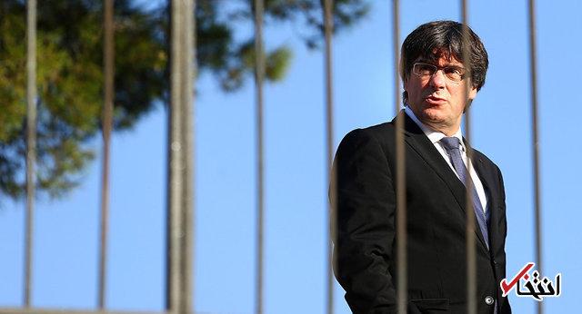 اسپانیا: رهبر سابق کاتالونیا در صورت سفر به دانمارک بازداشت می شود