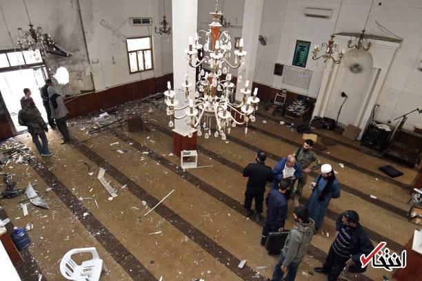 اخبار سینمای ایران     انفجار در مسجدی در شهر بنغازی لیبی عکس