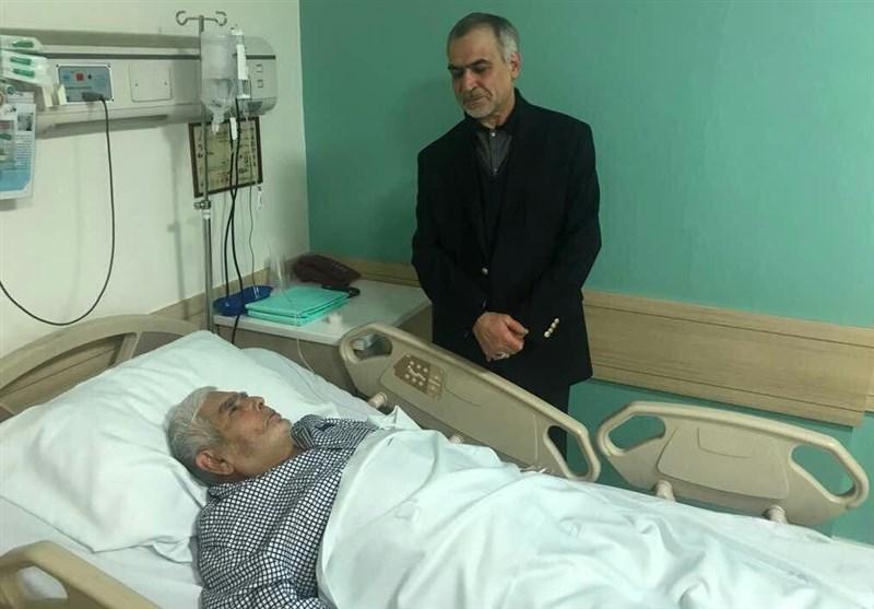 اخبار سینمای ایران     عیادت نماینده ویژه رئیس جمهور از پدر شهیدان عبوری