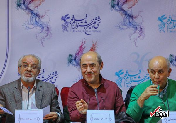 حواشی روز پایانی جشنواره فجر: واکنش ها به نامزدی 3 بازیگر زن از یک فیلم / هیات داوران پاسخ خبرنگاران را ندادند / گبرلو تپُق زد