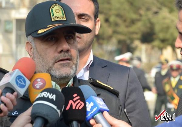 پلیس تهران: راهپیمایی 22 بهمن در امنیت کامل برگزار شد