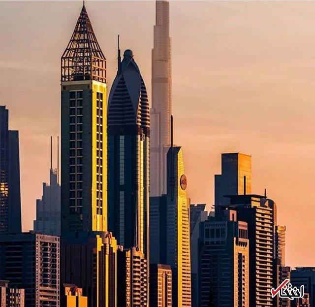 بلندترین هتل جهان در دبی آماده افتتاح است / ارتفاع ۳۶۵ متر +عکس