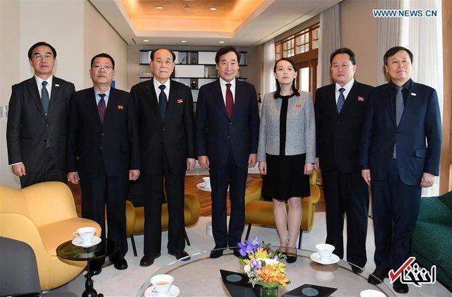 خواهر رهبر کره شمالی، سئول را ترک کرد