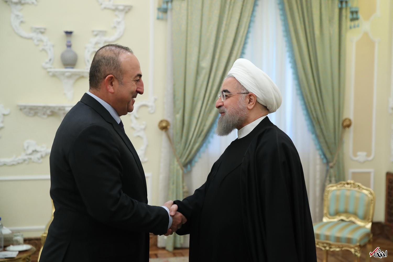 اخبار سینمای ایران  آیا سیاست ترکیه در سوریه تغییر میکند؟  اردوغان در کمتر از ۲۴ ساعت چاووش اوغلو را به تهران فرستاد   شاخه زیتون نتیجه انتقاد نرم روحانی از
