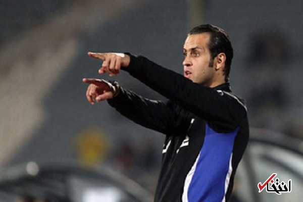 علی کریمی در فدراسیون فوتبال حاضر شد