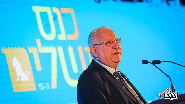 رئیس رژیم صهیونیستی: نتانیاهو دوستم نیست