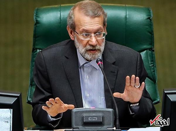 ارزش پول ملی 25 درصد کاهش یافته / آقای رییس! به رئیس  جمهور درباره نوسان نرخ ارز تذکر دهید / لاریجانی: بانک مرکزی باید راهکار بدهد / موضوع را پیگیری می کنیم