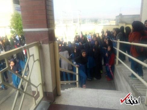 خودکشی دختر دانش آموز از طبقه سوم مدرسهای در کهگیلویه و بویراحمد +عکس