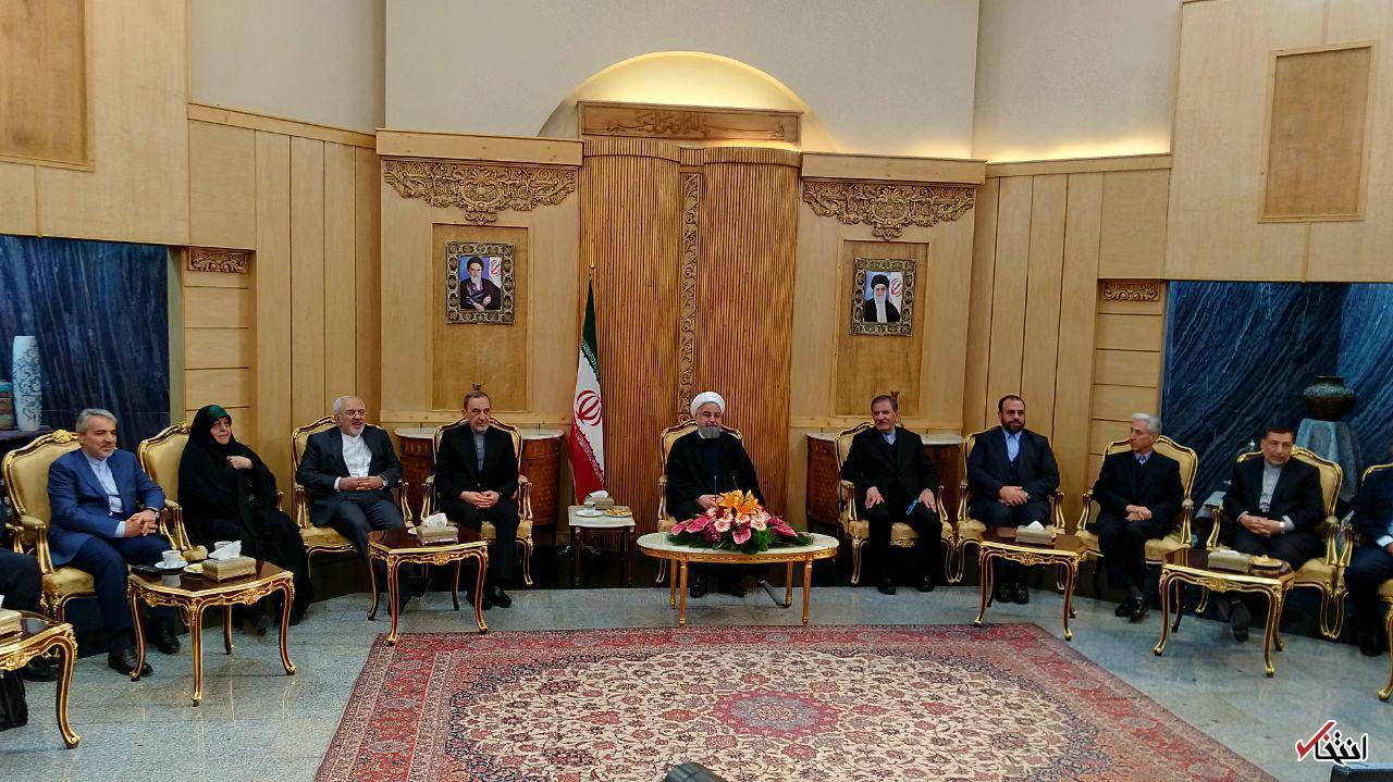 روحانی: ترانزیت از مسائل مهم میان ایران و هند است/ روابط دو کشور گسترش می یابد
