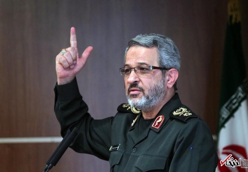 سردار غیب پرور: دشمن در فضای مجازی نقشه های فراوانی کشیده
