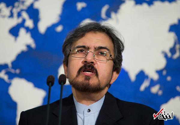 واکنش وزارت خارجه به سخنان ماکررون: انتظار داریم اروپا واقع بین باشد