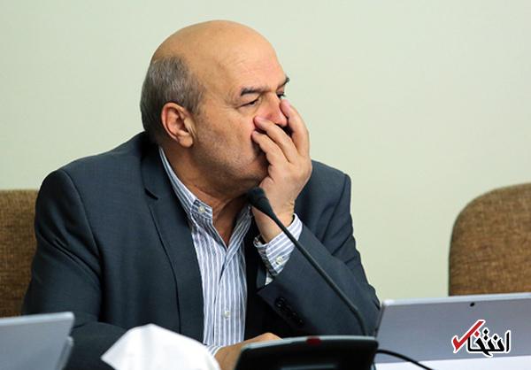 کلانتری: رفع معضل ریزگردها در خوزستان، ۳ سال زمان می برد / مقصر آلودگی هوای تهران گازوییل است نه بنزین