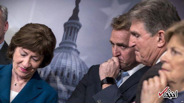 سنا با طرح اصلاحات مهاجرتی ترامپ مخالفت کرد