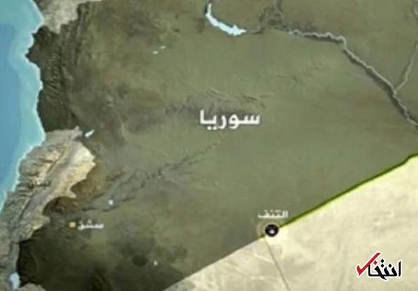 روسیه: آمریکا ۵۵ کیلومتر مربع از مثلث مرزی سوریه-عراق-اردن را اشغال کرده