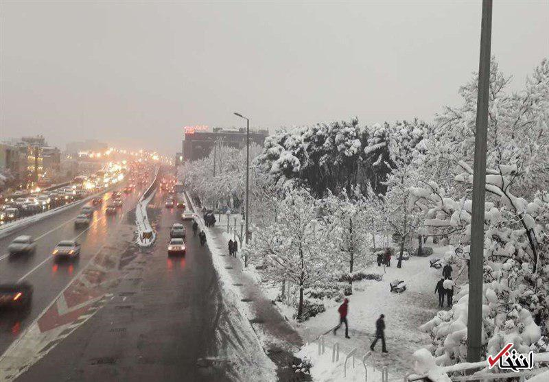 باران و برف ۴ روز در کشور می بارد/ ممنوعیت توقف در کنار رودخانه ها