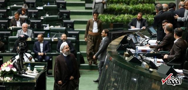 موسوی لارگانی: سیف، نهاوندیان و کرباسیان به عنوان نماینده روحانی برای بررسی سوال از رییس جمهور معرفی شدند