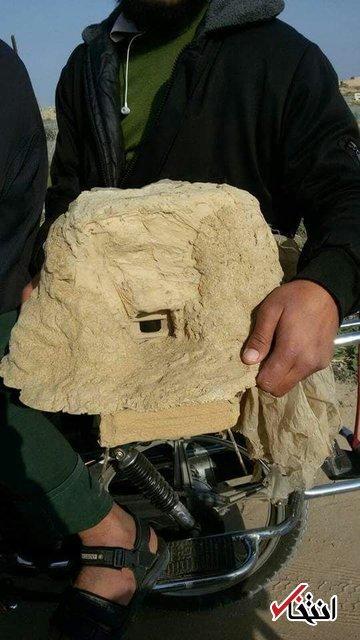 کشف دوربین جاسوسی جاسازی شده اسرائیل در غزه +عکس