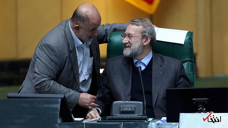 واکنش لاریجانی به تذکر قاضی پور: هر وقت بخواهید می توانید سوال و استیضاح از رییس جمهور را مطرح کنید