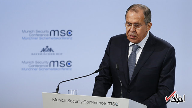 لاوروف: روسیه، آمریکا، اتحادیه اروپا و چین ساختار نوین امنیتی در خاورمیانه ایجاد کنند
