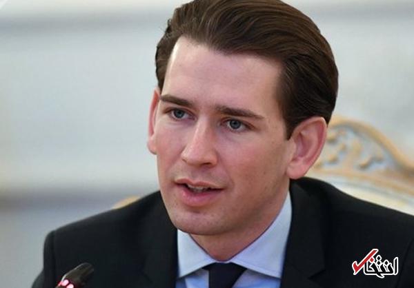 صدراعظم اتریش: چین جای آمریکا را می گیرد