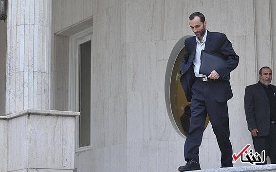حضور بقایی در ششمین جلسه دادگاه تجدیدنظر به همراه جوانفکر / وکیل بقایی نیامد