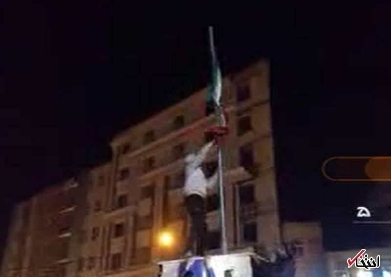 نماینده ملایر: نوجوان 15 ساله ای که در ناآرامی های اخیر پرچم را پایین آورد به 5 سال حبس محکوم شد
