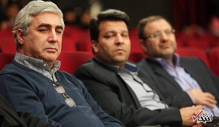اخبار سینمای ایران    نمیدانم نان چه کسانی را از سفره شان برداشته ام که بعد از صحبت هایم اینطور طوفان شده و غضب می کنند  نمی دانم چرا گروهی می خواهند مرا به چپ و راست نسبت دهند  حاتمی کیا