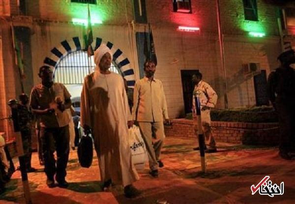 سودان همه زندانیان سیاسی پایتخت را آزاد کرد