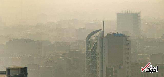 بازگشت آلودگی به کرج