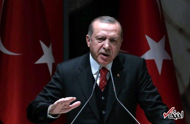 اردوغان: با هیچکس شوخی نداریم / کسی را که استقلال کشورمان را تهدید کنند زیر پا له خواهیم کرد